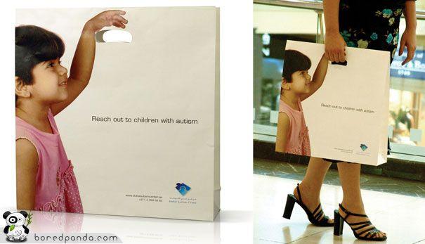 Children with Autism  Art director: Yosef Khouwes | Copywriter: Bipin Jacob
