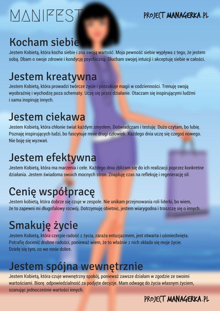 Project Managerka   Kreatorka – jak połączyć kobiecą siłę i pasję i zrealizować marzenie   http://ProjectManagerka.pl