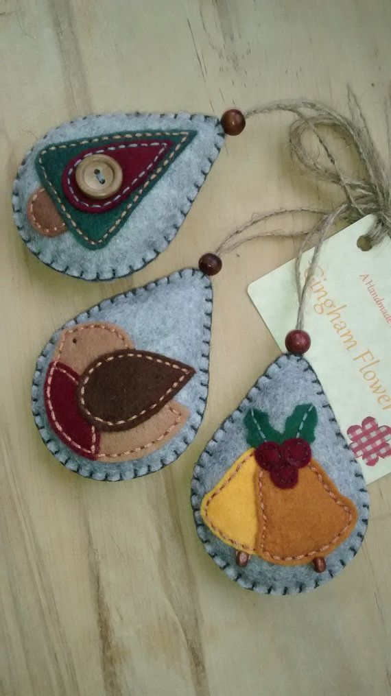 Hey, I found this really awesome Etsy listing at https://www.etsy.com/listing/238558272/set-of-3-felt-christmasfestive-hanging