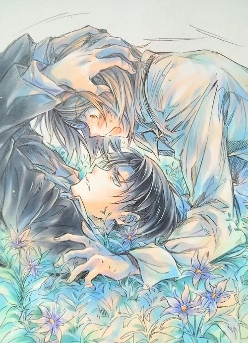 Levi x Petra .... :'( the feels!