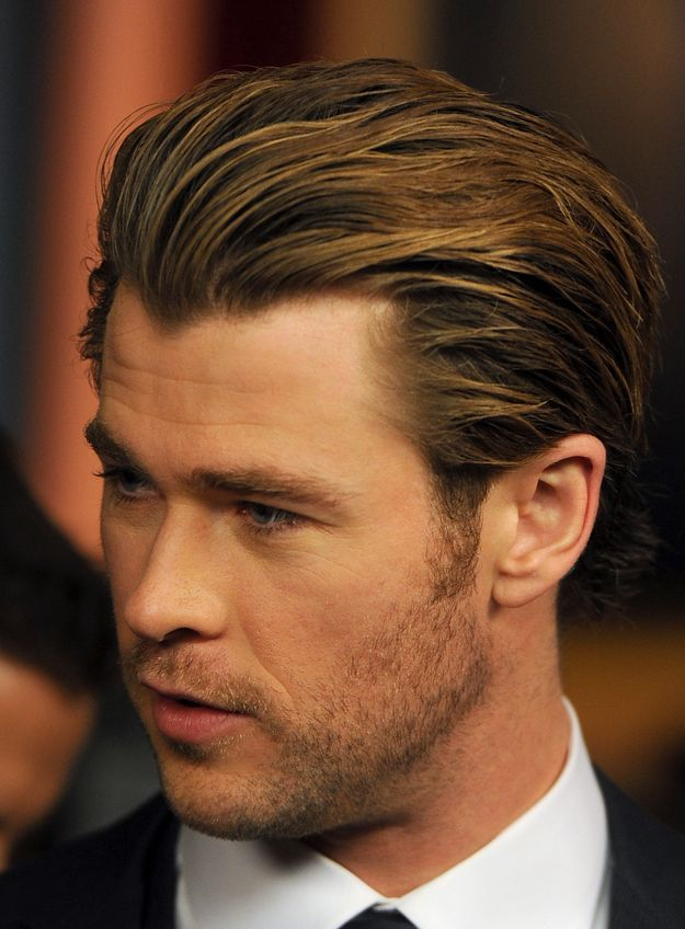 As is his hair. | Indisputable Evidence That Chris Hemsworth Is The Superior Hemsworth Brother