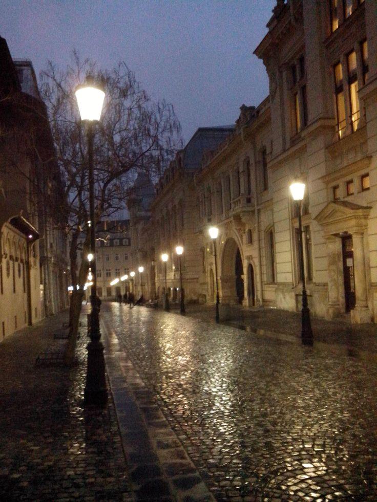 Twilight by Ciprian Tănase,#Bucharest,#Romania