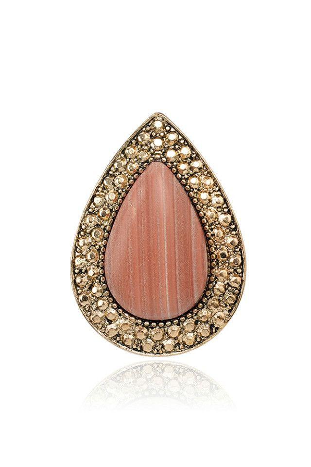 Samantha Wills Bohemian Bardot Ring - Orange Sand AUD$79.00 available at www.carouselbondi...