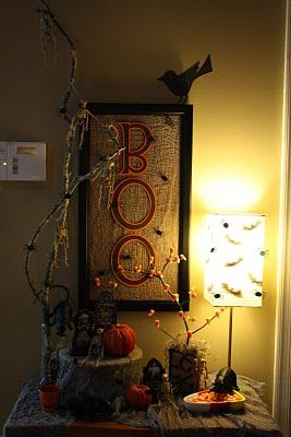 cute halloween DIY Decor