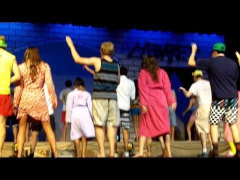 """""""Splish Splash"""" performed by Wando High School Show Choir in """"Club Cabaret"""" 2011"""