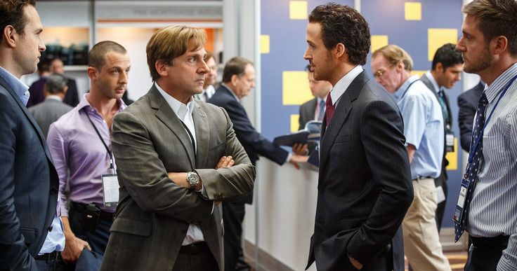 GIVEAWAY: Win 'The Big Short' Blu-ray Prize Pack -- Fans can take home a copy of 'The Big Short' on Blu-ray, plus a copy of Michael Lewis' book, a hat and a sweatshirt. -- http://movieweb.com/big-short-blu-ray-contest-giveaway/