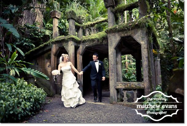 """This is the entrance to the """"Tunnel of Love"""" at Paronella Park. I love this shot. So playful, yet stunning!"""