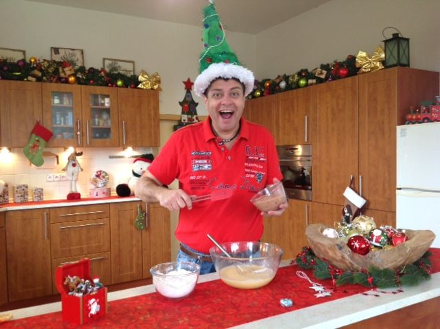 I love the Xmas season with all the baking, the spices make the house smell fantastic!