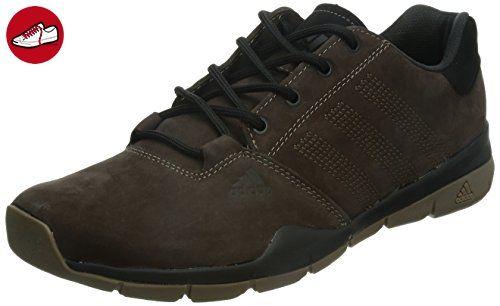 adidas Anzit DLX, Herren Trekking- & Wanderhalbschuhe  braun 38 2/3 - Adidas schuhe (*Partner-Link)