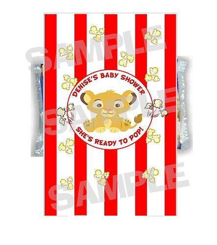 26 Best Popcorn Wrappers Images On Pinterest Inexpensive Party