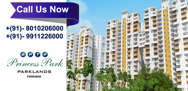 Buy Property in Faridabad at BPTP Princess Park Flats which is situated in sector 86 of Faridabad