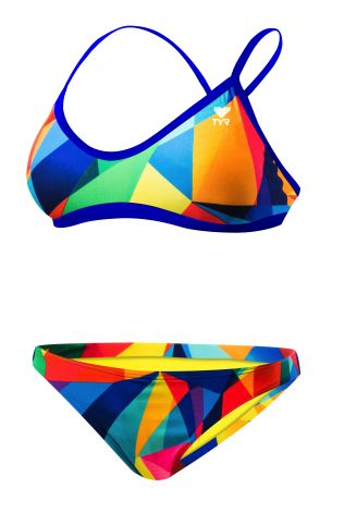 Women's Quartz Crosscutfit Work Out Bikini | TYR Can't wait til i'll have mine! Just two weeks until our training camp in Turkey!