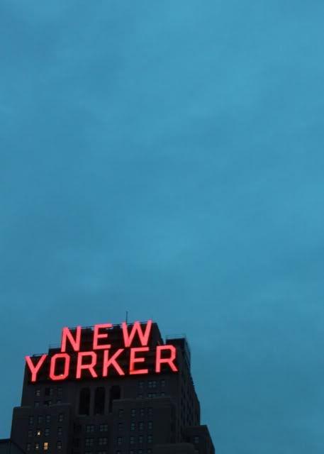 ❤ Hotel New Yorker in pink!! ❤ #ladymarshmallow #pinkaddiction