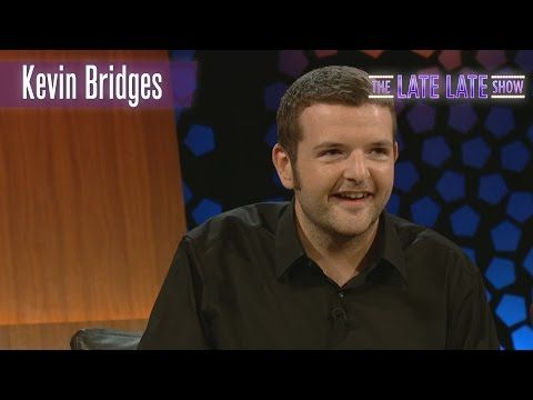 Soup, Toasties and Accents with Kevin Bridges | The Late Late Show - YouTube