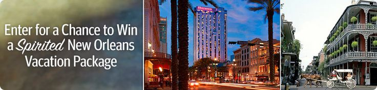 Enter for a Chance to Win a Spirited New Orleans Vacation Package