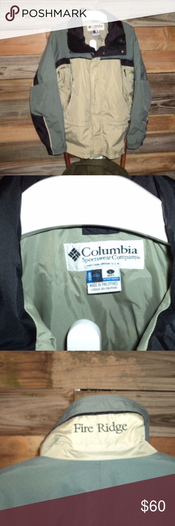 Columbia sportswear men Columbia men ski (Fire Ridge) coat like new Columbia Jackets & Coats Ski & Snowboard
