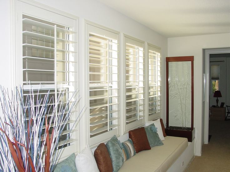 At Dolomite Blinds & Awnings we can provide you with any style of #plantationshutter to suit the #décor of your #home: whether it be lime washed, natural timbers - lacquered or stained we are able to tailor make a solution for your home. Call us today for your obligation free quote.