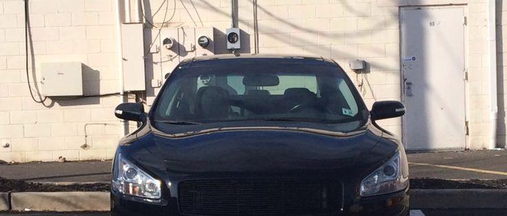 Black Nissan Black Maxima Billet Grille 2010