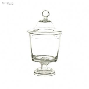 Pojemnik szklany z pokrywką