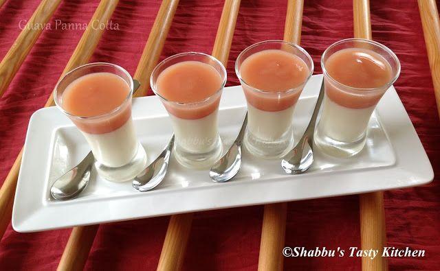 Ingredients:   For Panna Cotta:   1 cup milk  1 cup fresh cream  1/2 tbsp gelatin  2 tbsp cold wat...