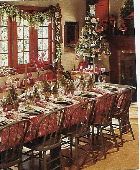 Country Christmas Dinner - I\u0027m hungry- I smell pecan pie & 405 best Country Christmas Ornaments Decorations and Joy images on ...