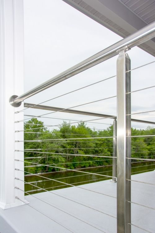 stainless steel cable railing line - inlinedesign.us