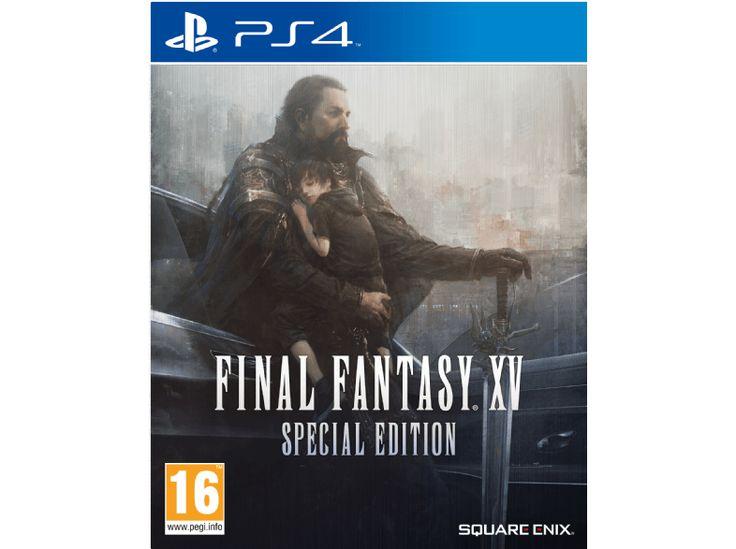 génial BIGBEN GAMES Final Fantasy XV Steelbook FR/NL PS4 chez Media Markt Plus de jeux ici: http://www.paradiseprivatehospital.com/boutique/bigben-games/bigben-games-final-fantasy-xv-steelbook-frnl-ps4-chez-media-markt/