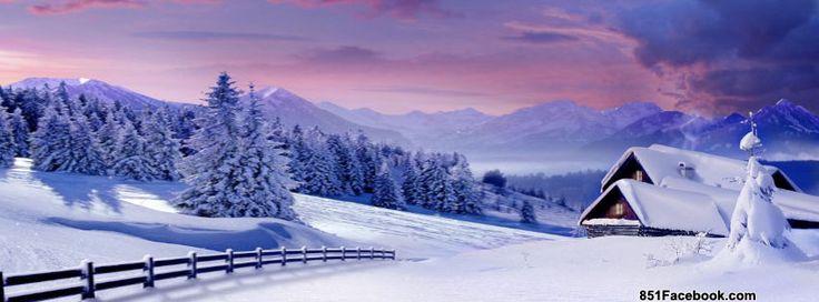 Winter Wonderland Facebook Covers | Winter Wonderland ...
