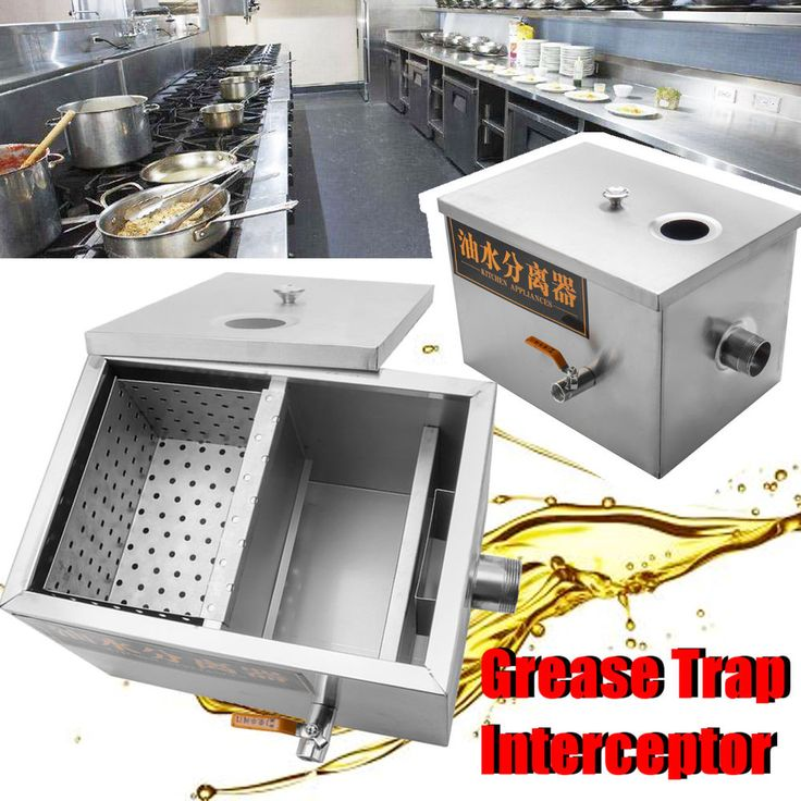 11 Best Grease Trap Cleaning Images On Pinterest