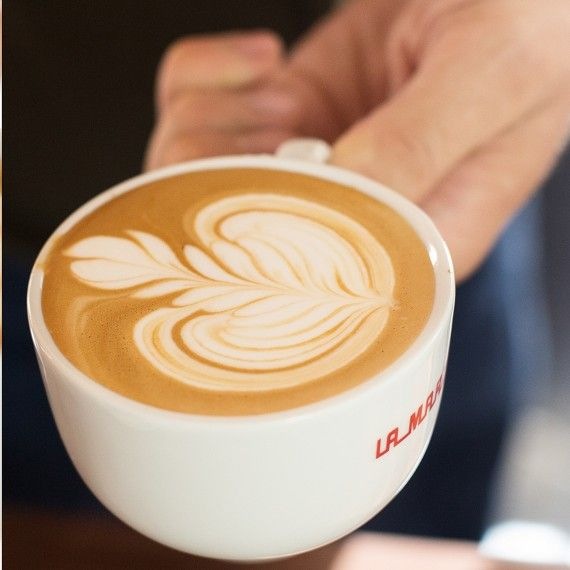 How to Make Latte Art Like a Barista | Martha Stewart Living - Create coffee designs like a pro with these easy-to-follow tips.