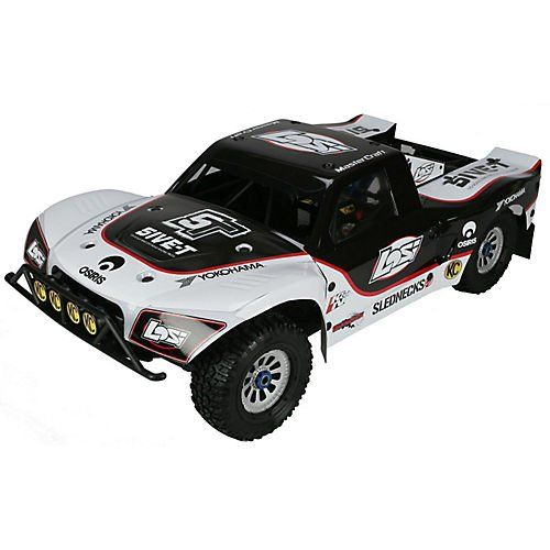 Are you looking for a cheap 1/5 Scale Gas RC Truck? These big, bad trucks run on normal unleaded gas that you add 2 stroke oil to so they are cheap to operate. Mixing instructions come with your truck. You…Read more →