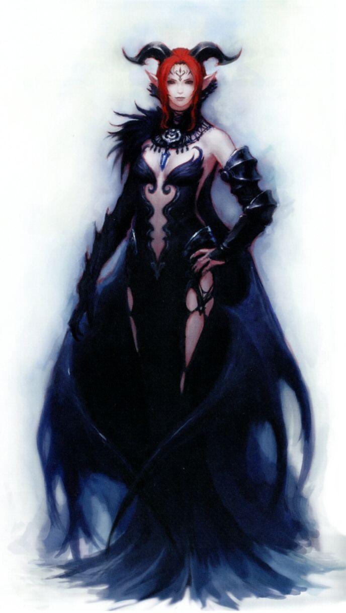 Lady Lilith -  Final Fantasy