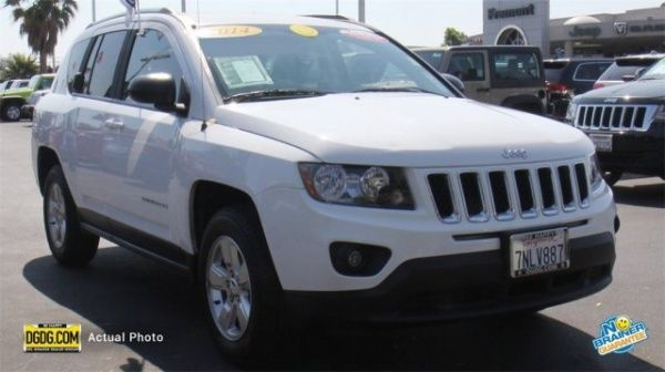 Used 2014 Jeep Compass for Sale in Newark, CA – TrueCar