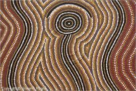 pintura australiana aborigen - Buscar con Google