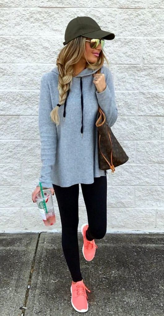 How To Wear Leggings – 41 tips for this year