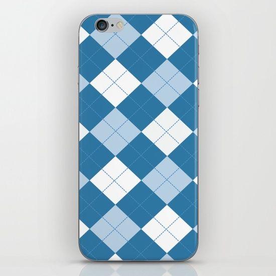 ancl iPhone & iPod Skin