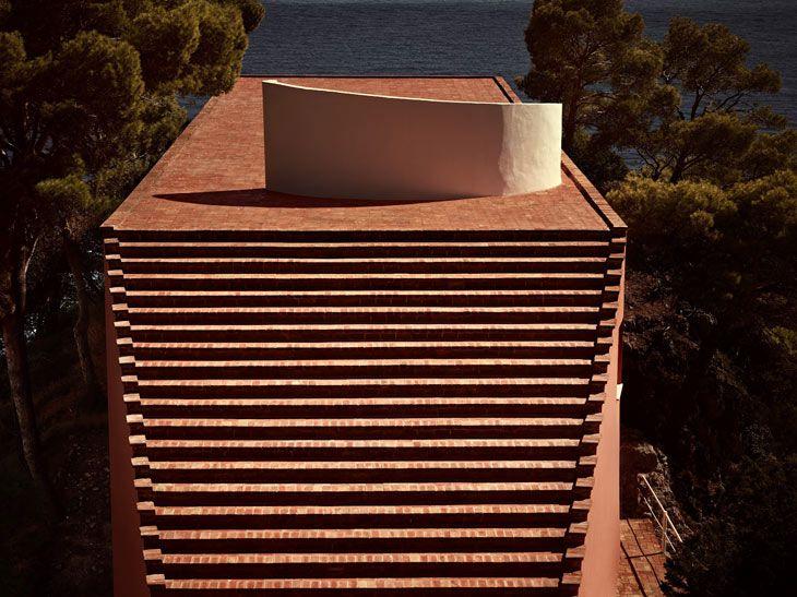 3_CASA_MALAPARTE __- Adalberto Libera __ & __ Malaparte__Capri