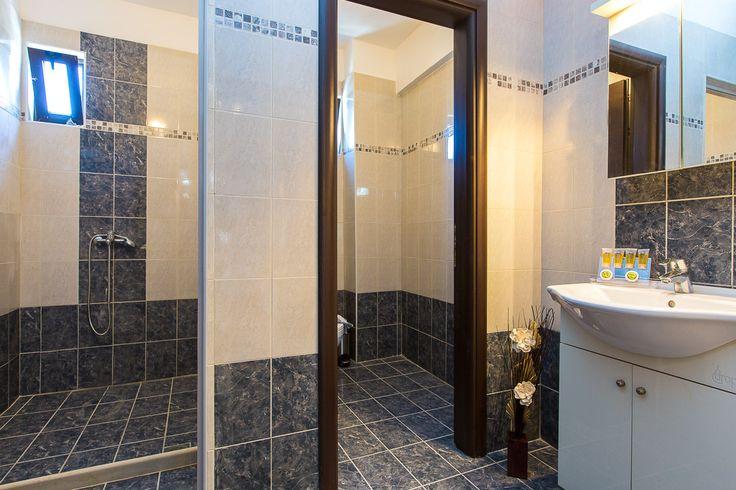 Villa Ioanna, Pigi village, Rethymno, Crete, Greece sinatsakisvillas.gr #villa #rethymno #crete #greece #village #island #vacation_rental #luxurious_accommodation #private #summer_in_crete #visit_greece #bathroom
