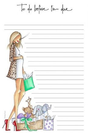 Brittany Fuson Paper   Shop   Notepads