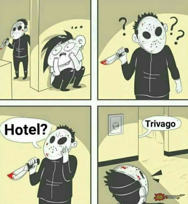 Un hôtel ? Trivago !