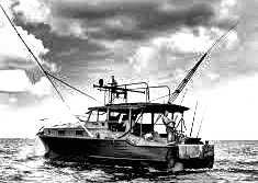 "Bahama Bob's Rumstyles: Hemingway and His Beloved Fishing Yacht ""Pilar"""