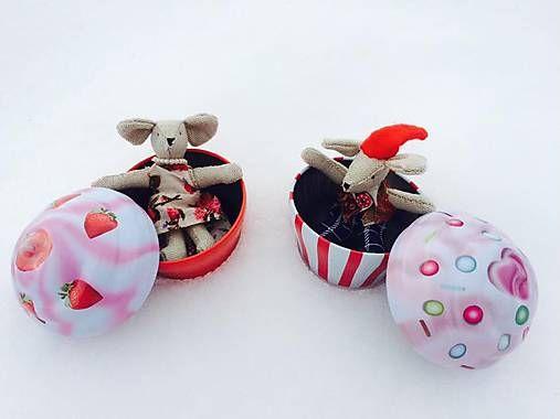 jolie.fleur / Myšky v muffinke