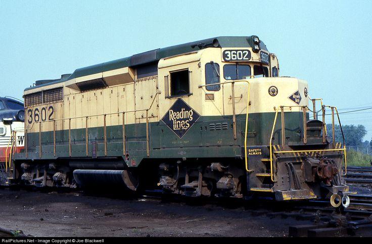 Photo RDG 3602 Western Maryland Railway
