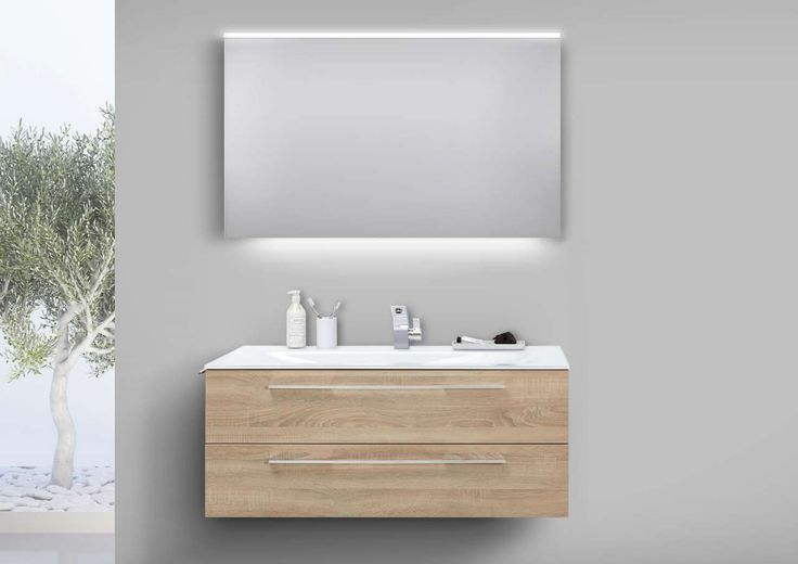 Design Glaswaschtisch 120 cm Badmöbel Set mit Unterschrank, Lichtspiegel Jetzt bestellen unter: https://moebel.ladendirekt.de/bad/badmoebel/badmoebel-sets/?uid=43427584-3671-5a6c-95c9-b7b2ad14a4ed&utm_source=pinterest&utm_medium=pin&utm_campaign=boards #bad #badmoebel #badmoebelsets #badmöbelsets