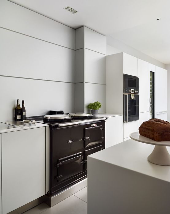how to elegantly extend a victorian home 185 best modern aga kitchen images on pinterest   aga kitchen      rh   pinterest com