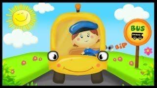 l'auto bus jaune - YouTube