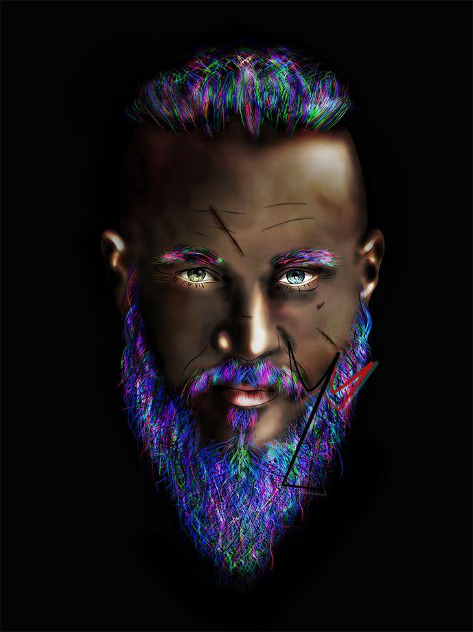 Ragnar Lothbrok - Vikings