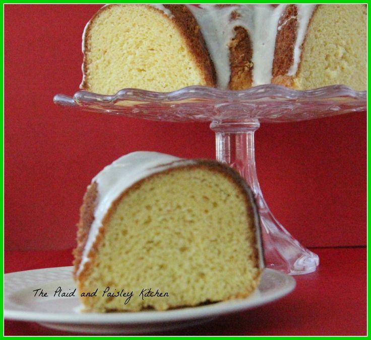 Egg nog bundt cake with rum glaze icing | Birthday celebrations | Pin ...