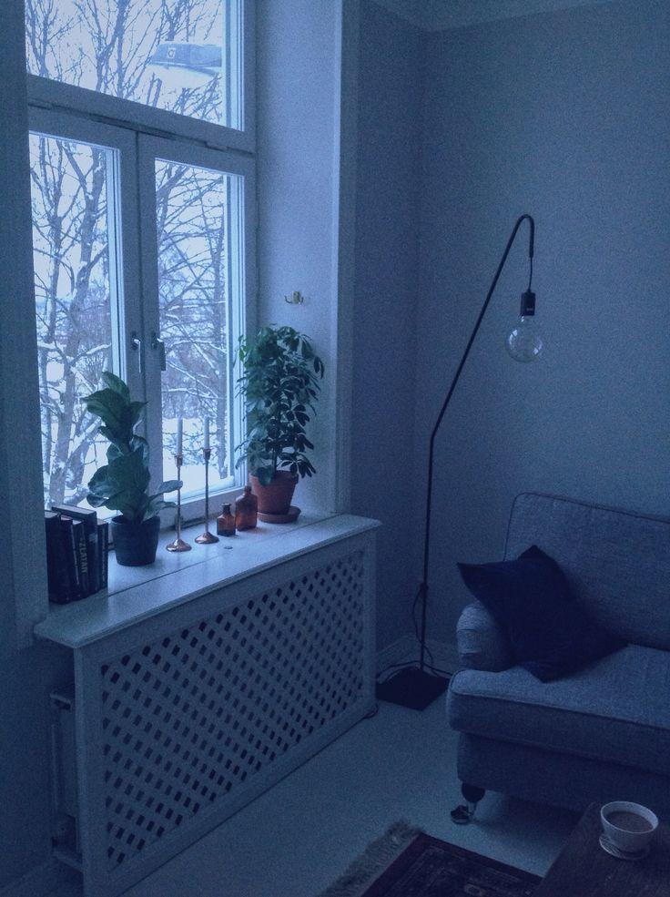 Fönster detaljer, sekelskifte, glödlampa