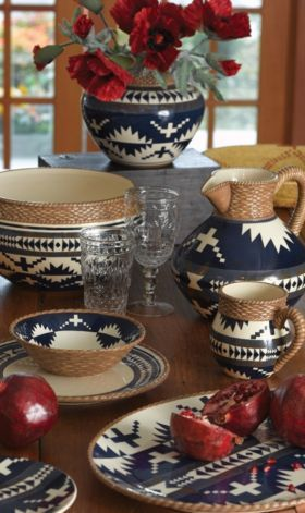 Dinnerware from Pendleton! #pendleton